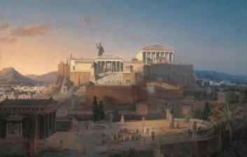 Η αντισεισμική κατασκευή της Ακρόπολης