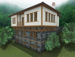 Παραδοσιακή Κατοικία - Σιάτιστα