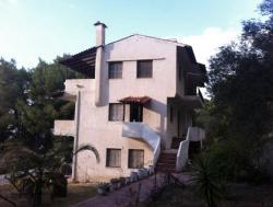 Εξοχική κατοικία - Ποσείδι Χαλκιδικής (αρχική κατάσταση)