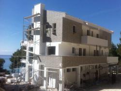 Εξοχική κατοικία - Ποσείδι Χαλκιδικής (πορεία κατασκευής)