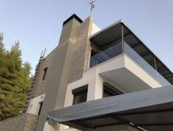 Εξοχική κατοικία - Ποσείδι Χαλκιδικής (υλοποίηση πρότασης)