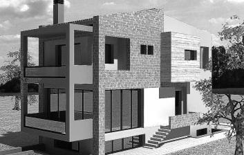 Διώροφη κατοικία - Θέρμη