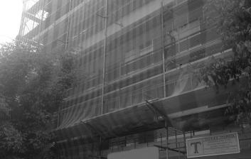 Ανακαίνιση όψης οικοδομής - Κάτω Τούμπα