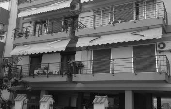 Ανακαίνιση όψης πολυκατοικίας - Άνω Τούμπα